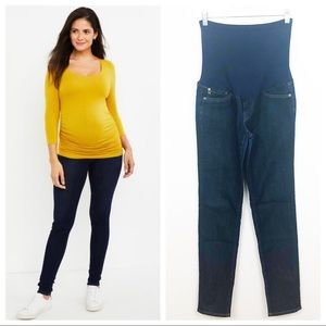 Adriano Goldschmied Legging Ankle Maternity Jeans